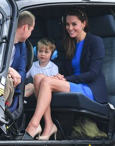 Prince George Got a Really Special Birthday Treat From the Duke and Duchess of Cambridge Video