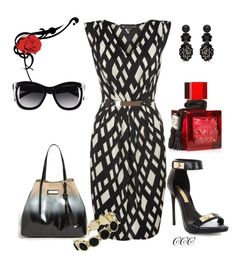 Church Flow by revccc on Polyvore featuring polyvore, fashion, style, Mela Loves London, BCBGMAXAZRIA, Jimmy Choo, Dorothy Perkins, Mimco, H&M, Lalique and clothing
