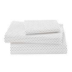 Swiss Dot Sheet Set | The Land of Nod