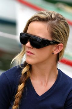 Aviator Matte Black fitovers by Jonathan Paul® -- These over Rx sunglasses fit perfectly over any and all prescription glasses *as long as you have the right size* - So size yourself now and see which ones fit you: https://fitovers.com/size