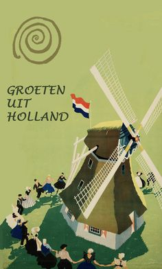 7 Holland, Movies, Movie Posters, Art, The Nederlands, Art Background, Film Poster, Films, Popcorn Posters