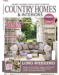 Bon Country Homes Interior Design Magazine, Home Decorating Magazine, Shelter  Magazine, Architecture Magazine,