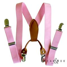 So perfect for Valentine's Day! Suspenders for kids available at www.shopbearandboo.com!