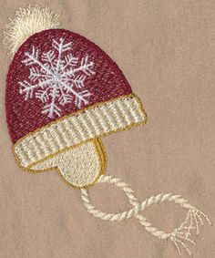 Threadsketches' set Winter Friends - Christmas embroidery designs, Big Black Friday Sale!, winter ear flap hat