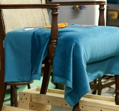 How to upholster a chair: part 2, the seat