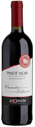 Zonin Pinot Noir Winemaker's Collection-had this at a restaurant in Destin and it was really good.