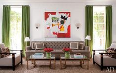 A Beverly Hills Haven Photos   Architectural Digest