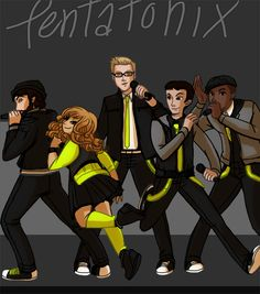 pics of pentatonix | Pentatonix by NadeRegen on deviantART