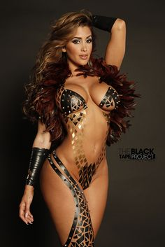 The Black Tape Project - Claudia Sampedro