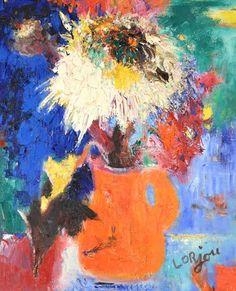 Bernard Lorjou (1908-1986) French Expressionist Painter ~ Blog of an Art Admirer