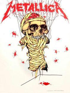Metallica art