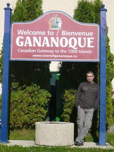 Gananoque, Ontario in Ontario