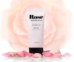 YURICA Rose Sleeping Pack French Rose (50ml) #YURICA