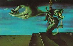 The Hand Salvador Dali. 1930