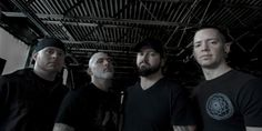 Virginia Groove Metallers BYZANTINE Sign With Metal Blade!