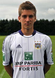 'Het supertalent' van Anderlecht, Dennis Praet