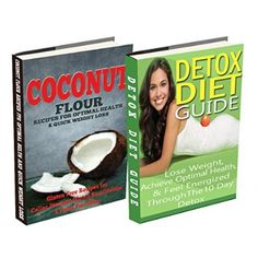 Coconut: Detox Diet: Gluten Free Recipes for Celiac Disease, Wheat Free & Paleo Free; Detox Cleanse Diet to Lose Belly Fat & Increase Energy (paleo baking, ... detox cleanse, cleanse, cleansing diet)  #Diet #Cookbook