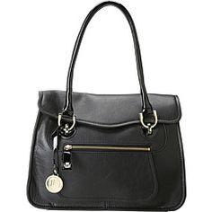 55% Off Now $60.75 #LondonFog - Sullivan Flap (Black) - #Bags and Luggage http://www.freeprintableshoppingcoupons.com #Handbags