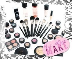 Oui Love Make! No post de hoje, dicas de produtos essenciais que podem ser usadas em makes básicas ou sofisticadas.