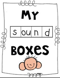 Elkonin Boxes on Pinterest | Writing Practice, Box Templates and Boxes