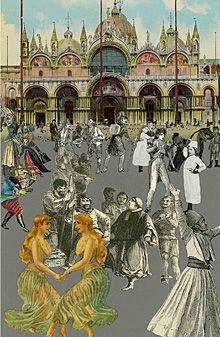 Sir Peter Blake - Venice Suite