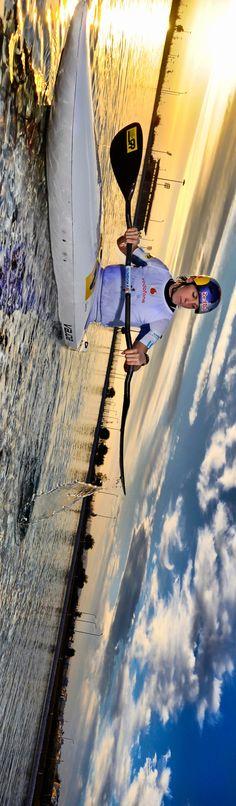 Row for freedom. #kayak