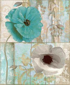 Trademark Art Trademark Fine Art Beach Poppies II Canvas Art by Color Bakery Framed Art, Framed Prints, Canvas Art, Canvas Prints, Canvas Size, Photo To Art, Pour Painting, Beach Art, Metal Wall Art
