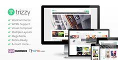 Trizzy v1.6.10 – Multi-Purpose WooCommerce WordPress Theme