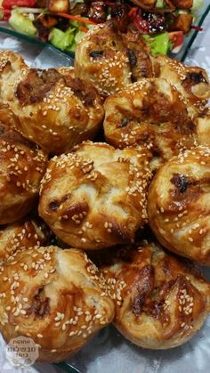 Savoury Baking, Savoury Dishes, Food Dishes, Pastry Recipes, Cooking Recipes, Ramadan Desserts, Healthy Family Dinners, Israeli Food, No Dairy Recipes