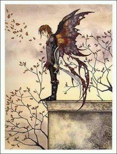 Fairy faery fairies