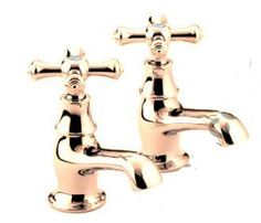 Bristan Colonial Basin Taps, Light Gold K 1/2 G  View the full range of Bristan Taps available from Trading Depot by clicking here: http://www.tradingdepot.co.uk/DEF/catalogue/O023001/Kitchen%20&%20Bathroom%20Taps/By%20Manufacturer/Bristan%20Kitchen%20&%20Bathroom%20Taps
