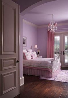 nice chandelier and door
