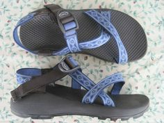 3d177572ea5f womens CHACO sport sandals blue sz 7  25.66 + 7.95