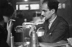 Casal em bar, São Paulo – década de 40  Hildegard Rosenthal