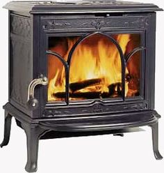 Westport Cast Iron Freestanding Gas Stove Stoves