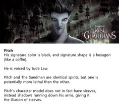 Interesting Fact of Pitch #ROTG