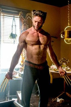 Each of the Wolverine movies (what there are other X-men?) gets better - Jolene Navarro Hugh Jackman talks intermittent fasting and Wolverine body diet and workout plan Marvel Comics, Films Marvel, Hq Marvel, Marvel Characters, Spawn Comics, Wolverine Logan, Marvel Wolverine, Superman, Movie Posters