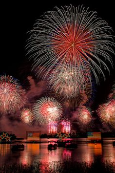 Dateline Disney World, Magic Kingdom, Walt Disney World - Magic Kingdom Fireworks and Refurbs Silvester Trip, Magic Kingdom Fireworks, Fireworks Photography, Fire Works, Famous Castles, 4th Of July Fireworks, Disney Fun, Disney Stuff, Disney Pictures