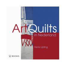 Kunstboek - Art Quilts Nederland