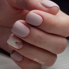 Matte Nails, Stiletto Nails, Short Nail Designs, Nail Art Designs, Nail Envy, Easy Nail Art, Short Nails, Gel Polish, Opi