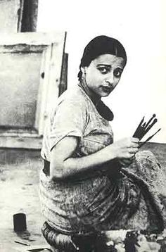 Painting ------- Amrita Sher-Gil (1913-1941)