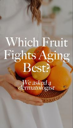 Find out what is the best high-collagen fruit for anti-aging on SHEFinds.com. Good Food, Awesome Food, Beauty Magazine, Beauty Advice, Good Things, All Things Beauty, Balanced Diet, Skin Care Tips, Collagen