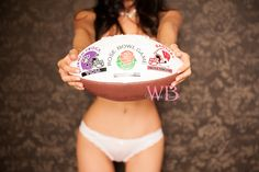 This client married a college football player who happened to play in the Rose Bowl with TCU! You don't have to bring in a Rosebowl football for your sports boudoir photography session; he will love your football boudoir photos no matter what! We love playing with depth of field in our lingerie photoshoots; football jerseys are nice, but we love lingerie!  Warwick Boudoir Photography www.warwickboudoir.com www.facebook.com/warwickboudoir info@warwickboudoir.com Houston, TX