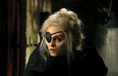 """Helena Bonham Carter as """"The Swamp Witch"""" in Big Fish (2003)"""
