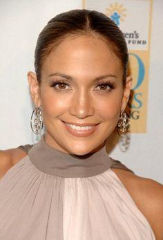 Jennifer Lopez make up