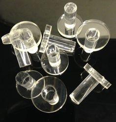 Phyto Plus coral frag plugs clear 12 pack Marine Aquarium, Reef Aquarium, Liquid Fertilizer, Live Fish, Tanked Aquariums, Tropical Fish, Fish Tank, Plugs, Light Bulb