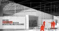 What does 'Flexibility' refer to in architecture and its relevance #architecture #architecturelovers #architecturephotography #architektur #archilovers #architettura #architectureporn #interiors #exterior #arquitetura #architettura #archiqoutes #homedecor #instatravel #travelgram #photogram #worldplaces #interiorarchitecture #homedesign #aroundtheworld #instagram #colors #wanderlust #iconic #expression #photography #rethinkingthefuture #urban