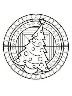 colorier un mandala sapin de noel de jeux et compagnie Theme Noel, Colorful Pictures, Symbols, Peace, Crafts, 35, Recherche Google, Christmas, Literacy Activities