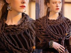 Такой разный и неповторимый: идеи самых оригинальных и красивых шарфов