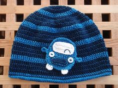 Háčkovaná jarní pro kluky Crochet Cap, Crochet Beanie, Free Crochet, Knitting Patterns, Crochet Patterns, Crochet For Boys, Kids Hats, Baby Hats, Headbands